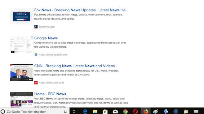 SearchPreview: Vorschauen für Google, Bing, DuckDuckGo ©COMPUTER BILD