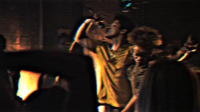 """Ausschnitt aus dem Musikvideo """"Locked Out Of Heaven"""" von Bruno Mars ©Atlantic"""