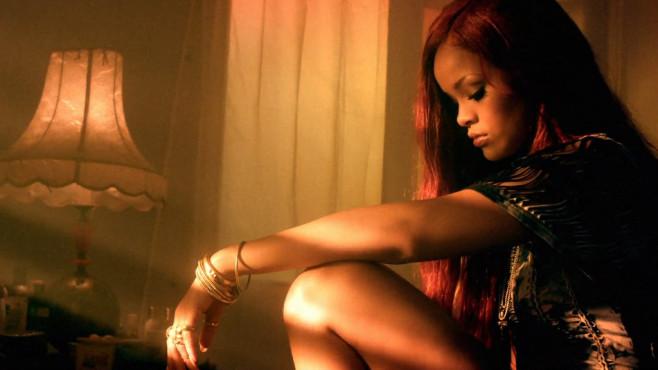 "Ausschnitt aus dem Musikvideo ""Man Down"" von Rihanna ©The Island Def Jam Music Group"