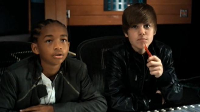 "Ausschnitt aus dem Musikvideo ""Never Say Never"" von Justin Bieber & Jaden Smith ©The Island Def Jam Music Group"