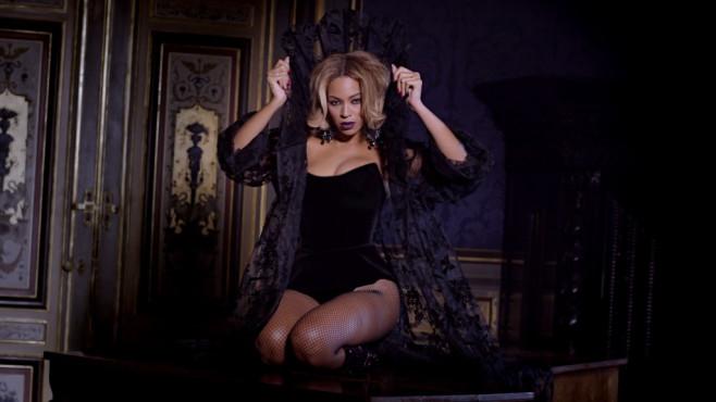 """Ausschnitt aus dem Musikvideo """"Partition"""" von Beyoncé ©Columbia Records, a Division of Sony Music Entertainment"""