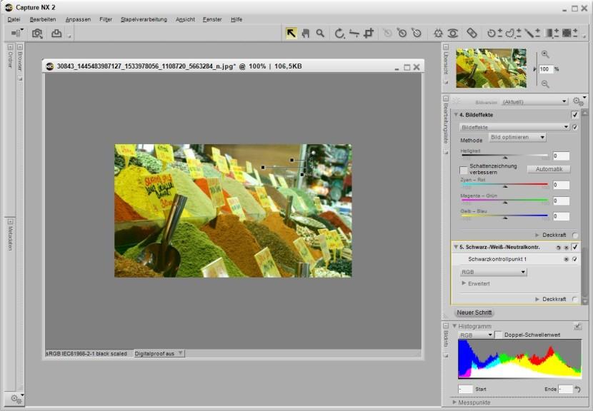 Nikon Capture NX 2 4 6 - Download - COMPUTER BILD