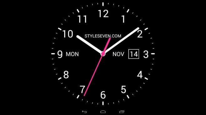 Analog Clock ©Style-7