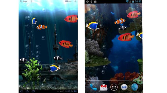 Aquarium ©Kittehface Software