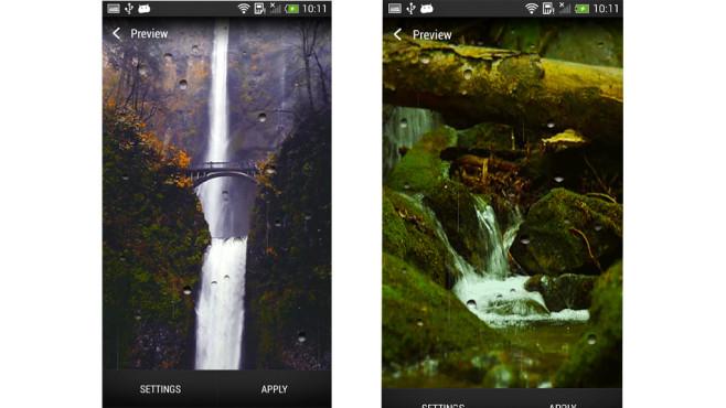 Wasserfall ©Live Wallpaper HD 3D