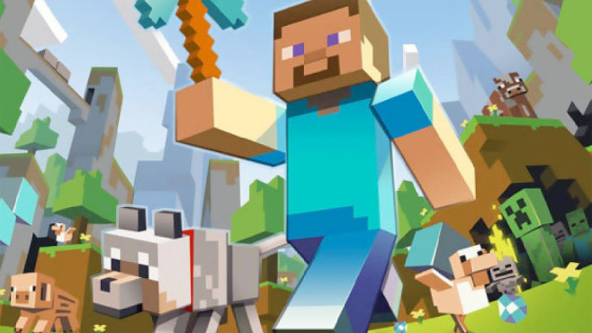 Minecraft: Verfilmung©Mojang