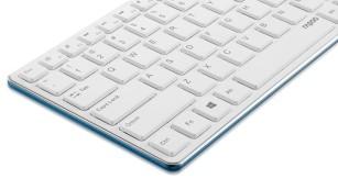 Bluetooth-Tastatur Rapoo E6700©Rapoo