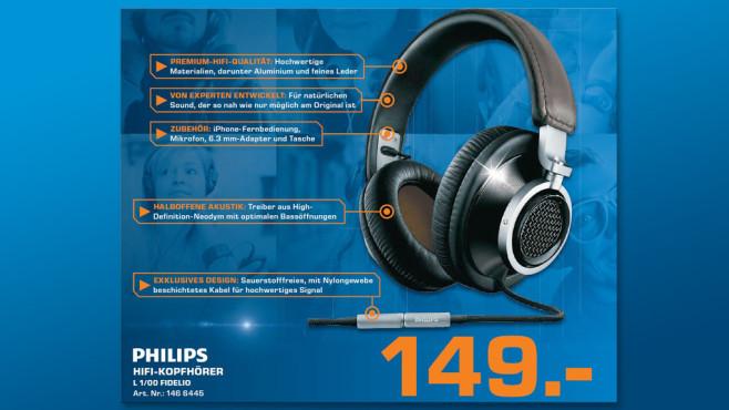 Philips Fidelio L1 ©Saturn