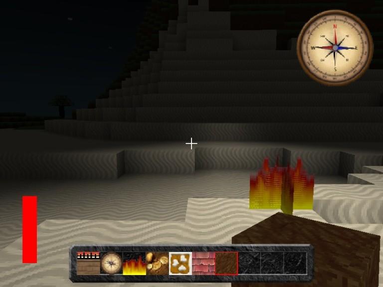 Screenshot 1 - Manic Digger