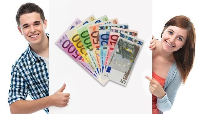 Viel Geld für junge Praktikanten©mirpic-Fotolia.com-Alexander Raths-Fotolia.com