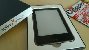 eBook-Reader Tolino Vision©COMPUTER BILD