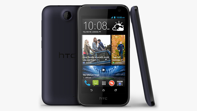 Smartphone HTC Desire 310©HTC