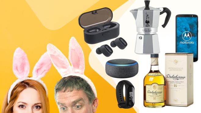 30 Top Oster-Geschenke unter 100 Euro©iStock.com/Deagreez, iStock.com/tap10