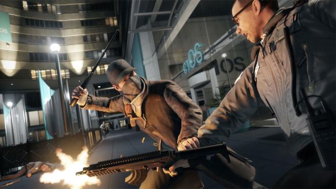 Actionspiel Watch Dogs: Auflösung©Ubisoft