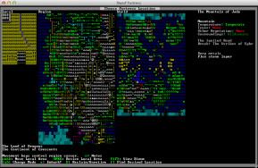 Dwarf Fortress (Mac)