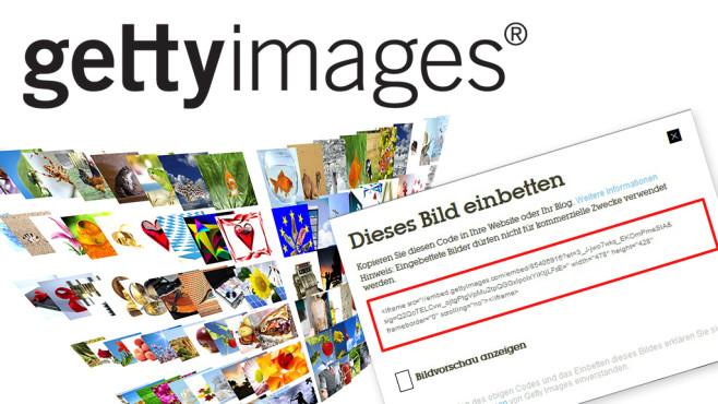 Getty Images: So nutzen Sie die neuen Gratis-Bilder©Mike-Fotografie - Fotolia.com, gettyimages