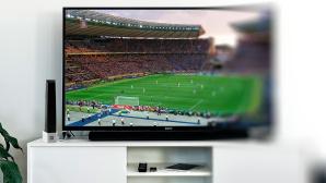 Fernseher mit DVB-T2-Antenne©Pixabay, One for All