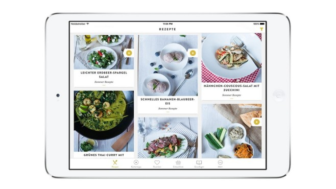 Kitchen Stories App © Kitchen Stories