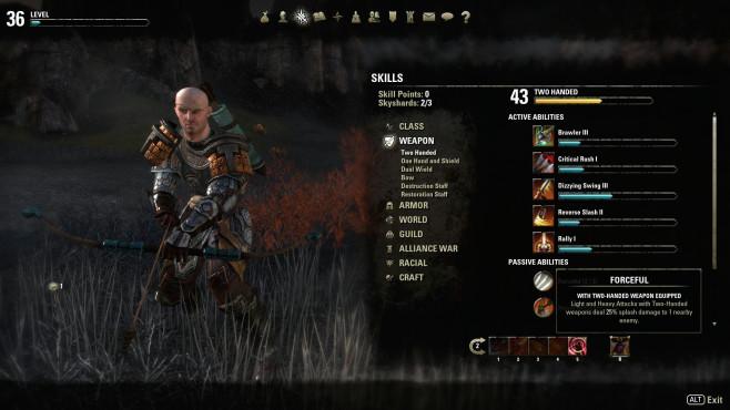 The Elder Scrolls Online: Drachenritter-Guide ©Bethesda