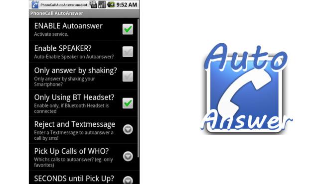 Automatische Rufannahme ©ASCOMP Software