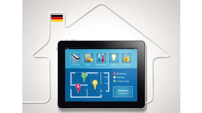 Smart Home-Technik aus Deutschland©Black Jack – Fotolia.com