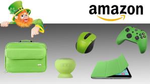 St. Patrick's Day: Grüne Technik bei Amazon©Amazon, Apple, LogiLink, Haifischtech, Surepromise, Christos Georghiou – Fotolia.com