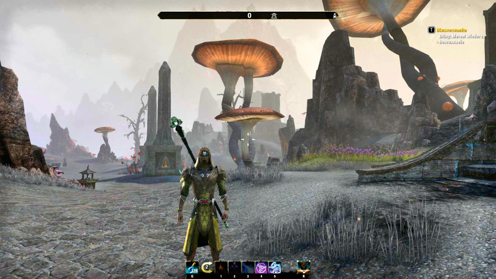 The Elder Scrolls Online Zauberer Guide Bilder Screenshots