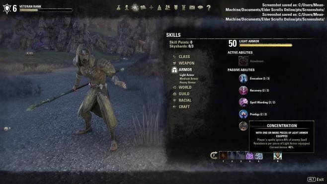 The Elder Scrolls Online: Zauberer-Guide ©Bethesda