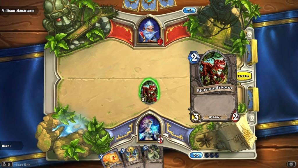Screenshot 1 - Hearthstone: Heroes of Warcraft
