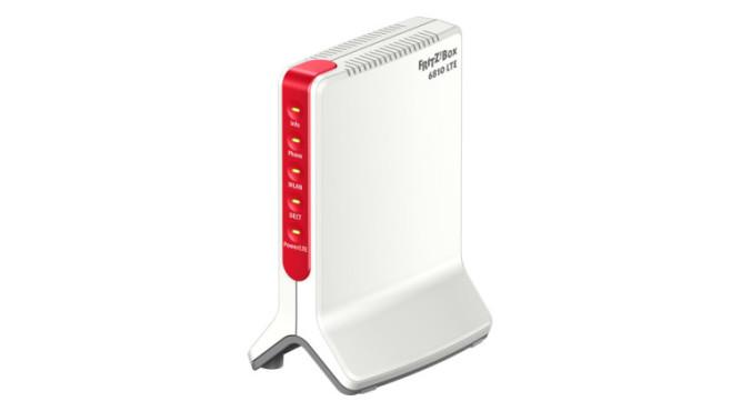 LTE-Router: FritzBox 6810 ©AVM