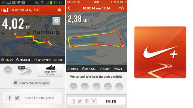 Nike+ Running ©Nike Inc.