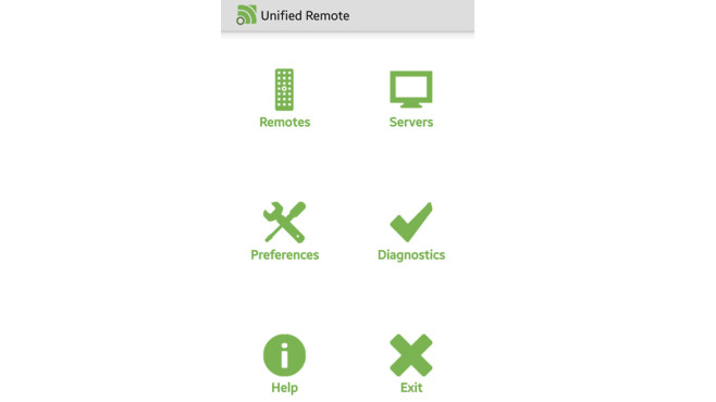 Unified Remote: Installation ©Unified Remote