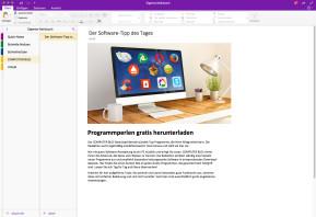 Microsoft OneNote (Mac)