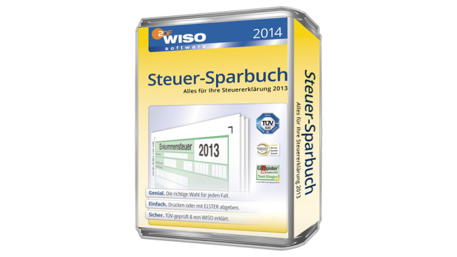 Buhl WISO Steuer-Sparbuch 2014 ©Buhl Data