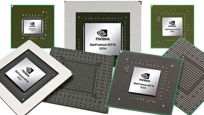 Nvidia Geforce 800M©Nvidia