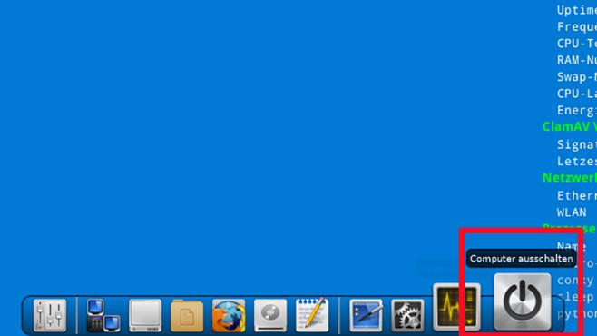 COMPUTER BILD-Notfall-DVD Free: Erste Schritte ©COMPUTER BILD