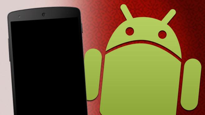 Android-Bug setzt Smartphones außer Gefecht©Google