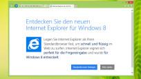 Windows 7/8.1: Neuerer Internet Explorer 11 ist nutzbar©COMPUTER BILD