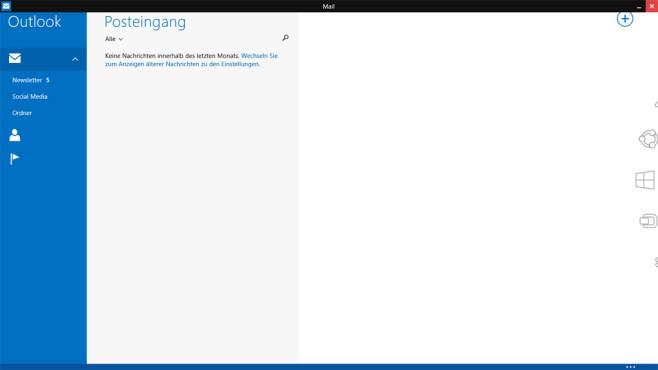 Windows 7/8: Mail-App auf Höhe der Zeit ©COMPUTER BILD