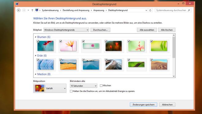Windows 7/8: Moderne Oberfläche mit Transparenz-Effekten ©COMPUTER BILD