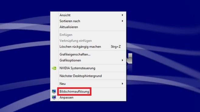 Windows 7/8: Pixelzahl ändern leicht gemacht ©COMPUTER BILD