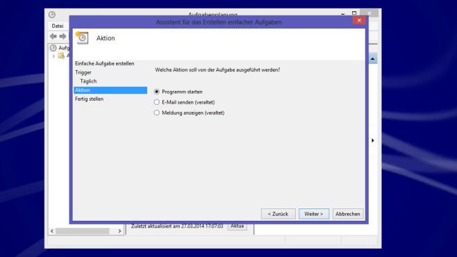 Windows 7/8: Programmstarts und mehr automatisieren ©COMPUTER BILD