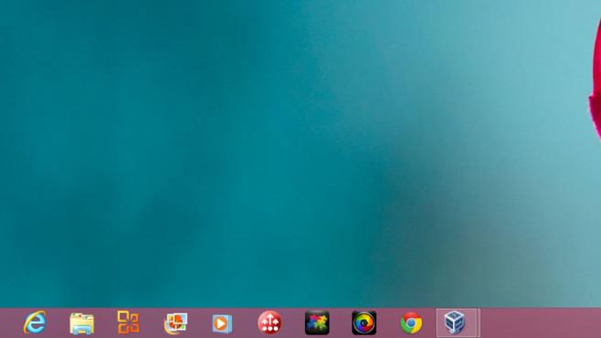 Windows 7/8: Taskleiste mit mehr Übersicht ©COMPUTER BILD