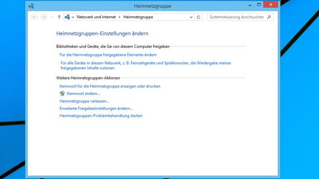 Windows 7/8: Vereinfachte Netzwerk-Einrichtung ©COMPUTER BILD