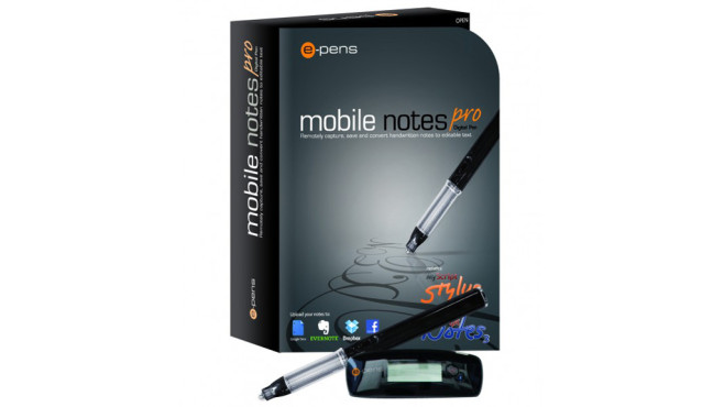 Mobile Notes Pro © e-pens