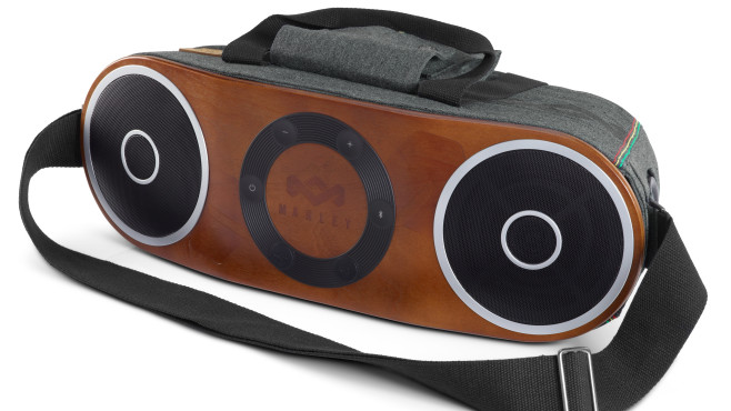 house of marley bag of riddim bt test audio video foto bild. Black Bedroom Furniture Sets. Home Design Ideas