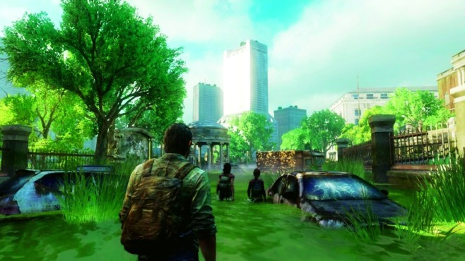 The Last of Us – Remastered©Sony
