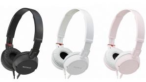 Kopfhörer Sony MDR-ZX100©Sony