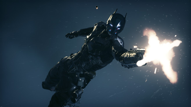 Actionspiel Batman – Arkham Knight: Bösewicht © Warner Bros. Interactive