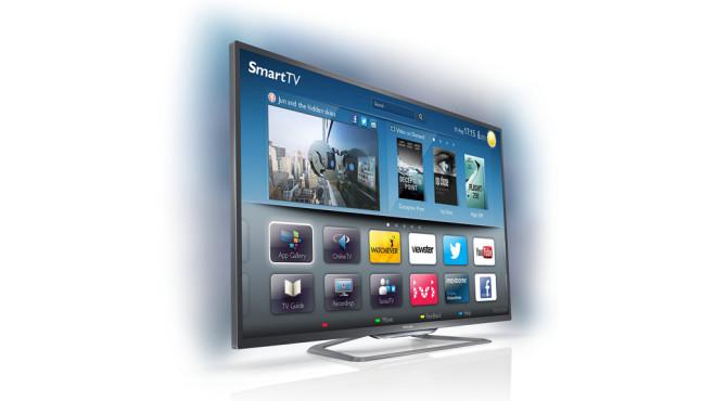 Philips Smart TV 9000er Serie©Philips